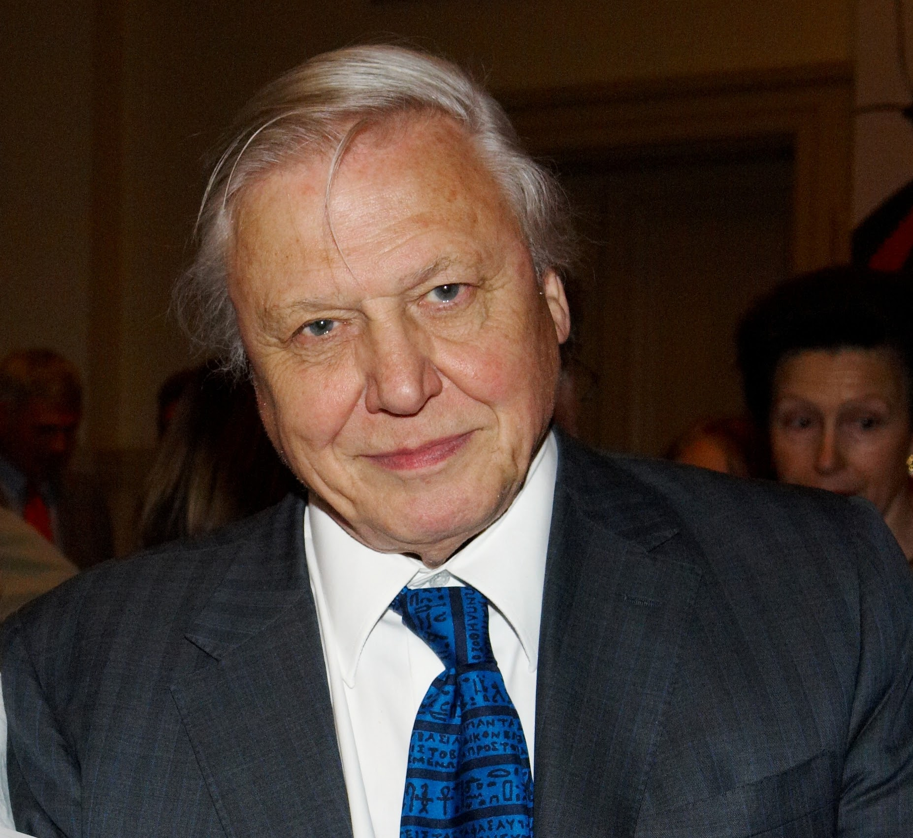 Profile image for Sir David Attenborough, OM, CH, CVO, CBE